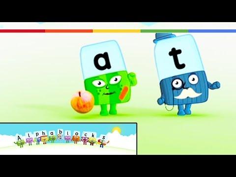 Alphablocks: The Alphabet - YouTube