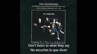 The Cranberries - Them (lyrics-subt. español)