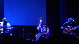 Banda Aliados - Águas Passadas - Acústico - Na Mata Café   22 02 2013