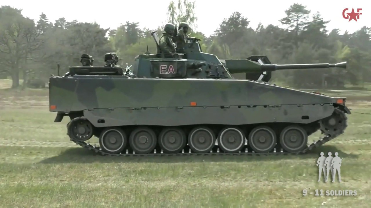 Top 10 Best Swedish Weapons and Military Vehicles