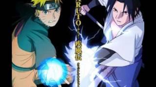 Naruto Shippuden OST II -  Hyouhaku (Sasuke's cool Theme)