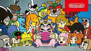WarioWare: Get it Together! now available, shares a micro-sized launch trailer