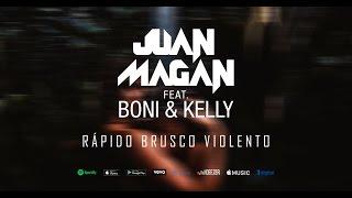 Juan Magan  - Rápido, Brusco, Violento (feat  BnK) (DJ JOTACE PUMA 2017 REMIX)
