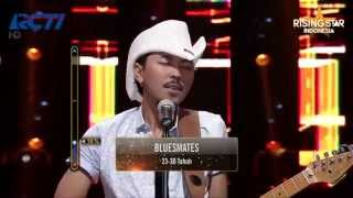 "Bluesmates ""Happy"" Pharrell Williams - Rising Star Indonesia Best 14 Eps 15"