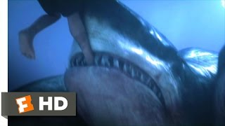 3 Headed Shark Attack (5/10) Movie CLIP - Shark vs. Party Boat (2015) HD