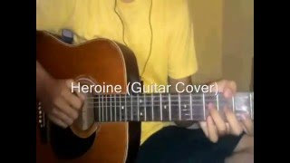 Sleeping With Sirens - Heroine (Guitar Cover)