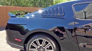 Detail Boss: Ceramic Pro Paint Correction Mustang Track Package
