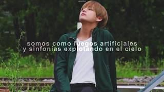 Sad Song [ꜰᴍᴠ] ; Kim Taehyung (Sub. Español)