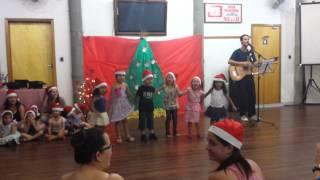Eu quero ter um milhao de amigos - apresentação Natal Rafaella 2013