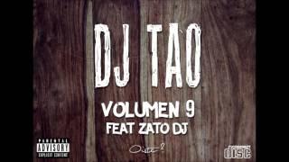 DJ TAO   VOLUMEN 9  ENGANCHADO 2015   FEAT ZATO DJ