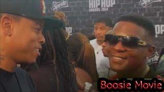 Lil Boosie talks new Movie at BET Hip Hop Awards 2014