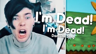 """I'M DEAD! I'M DEAD!"" (DanTDM Remix) | Song by Endigo"
