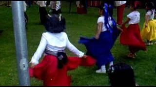 Avril Bailando!!!!!