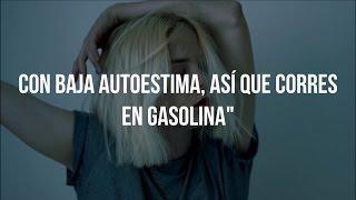 halsey - gasoline // letra en español