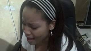 Jordanne Patrice singing 'Again' by Janet Jackson