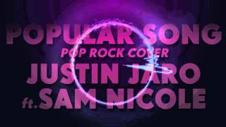 Mika ft. Ariana Grande - Popular Song   Pop Rock Cover ft. Sam Nicole   FREE DOWNLOAD