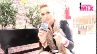 Elsa Rios en Grupero Mix