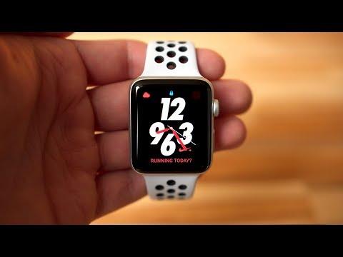 matriz explosión Ídolo  Catalog :: Electronics :: Apple Watch Series 3 42mm Smartwatch (GPS +  Cellular, Stainless Steel Case, Stainless Steel Milanese Loop)