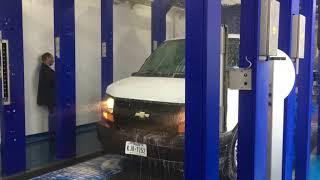 Hello Deluxe Carwash Garland TEST WASH part 1