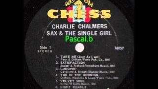 Charlie Chalmers - Velvet soul