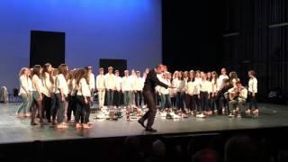 Stromae, Ave Cesaria - Semaine de la Voix 2016, direction Jean-Michel Fournereau