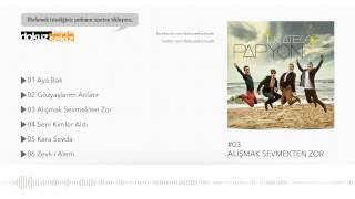 Papyon - Alışmak Sevmekten Zor (Selami Şahin Cover) (Official Audio)