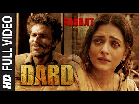 DARD LYRICS - Sarbjit   Sonu Nigam