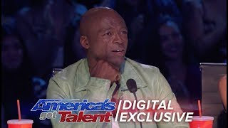 Seal Joins AGT As Special Guest Judge - America's Got Talent 2017 (Extra)