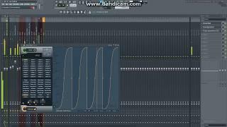 Sam Feldt x Lush & Simon Feat. INNA - Fade Away(FL Studio Remake)+FLP