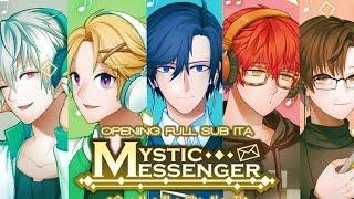 ✉ Mystic Messenger Opening FULL ↩ SUB ITA
