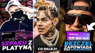 SZPAKU z platyną! , BEZCZEL odpowiada na DISS #PARÓWECZKA , A$AP ROCKY o najnowszym albumie..