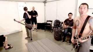 Godsmack: Rehersing in Austrailia