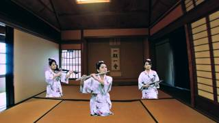 Japanese Traditional Song by violin and flute