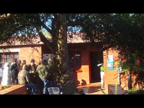 Josh/EJ – Mandela House – Soweto, South Africa
