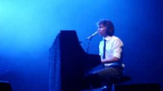james blunt live in athens -goodbye my lover
