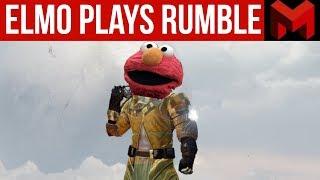 Destiny 2 Forsaken: Special Guest Rumble Gameplay