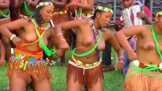 Ndebele virgin girls dance