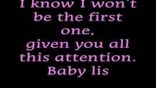 Somebody To Love - Justin Bieber Lyrics. .wmv