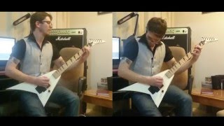 In Flames - Dreamscape (2-guitar cover)