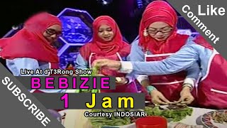 BEBIZIE [1 Jam] Live At d'T3Rong Show (25-09-2014) Courtesy INDOSIAR