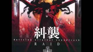 Hellsing OST RAID Track 3 Musical Entertainment