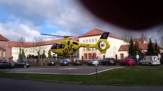 Hubschrauber Helikopter ADAC
