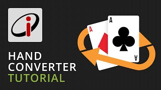 iPoker hand conversion