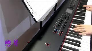 083 蔡依林 - 幸福路上 (Piano cover)