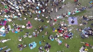 Discoturnen Runde 3 - Open Air, Hamburg, 12.07.2014