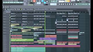 Thomas Newson - Wildfire FL Studio Remake (feat. Kevin Brandon)