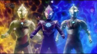 Ultraman Orb Spacium Zeperion Theme