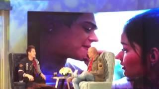 Enrique Gil answers question about marrying Liza Soberano #EnriqueonTWBA