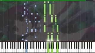 [Piano/MIDI] Fate/kaleid liner Prisma☆Illya 2wei Herz! OP - Wonder Stella