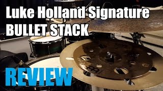 "Meinl Luke Holland 16"" Bullet Stack - Review/Demo"